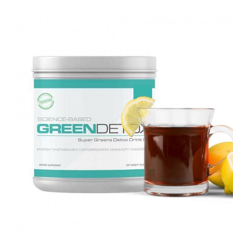 Green Detox Te de Limón